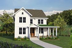 Master Up 4-Bed Farmhouse Plan - 500041VV thumb - 08