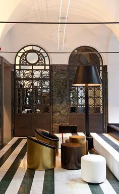 Senato Hotel Milano | Alessandro Bianchi
