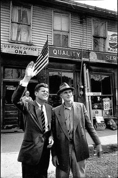 JFK in WV