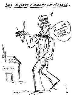 Rimbaud by Paul Verlaine - Les voyages forment la jeunesse.jpg