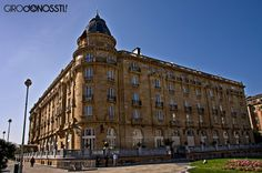 Hotel Maria Cristina #sansebastian #donostia #girodonossti #belleepoque #zurriola www.girodonossti