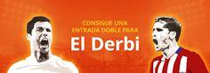 el forero jrvm y todos los bonos de deportes: luckia sorteo entrada doble VIP Real Madrid vs Atl...