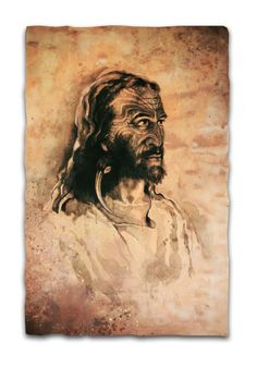 Sofia Minson - Maori Jesus 970x1480 Loose canvas