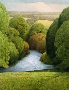 """River Barle, Exmoor"" by Kevin Hughes"