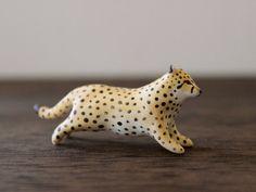 Cheetah totem by HandyMaiden on Etsy, $42.00