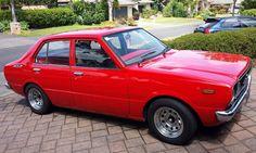 Toyota Corolla KE30 4K 1979
