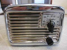 Silvertone Tube Radio