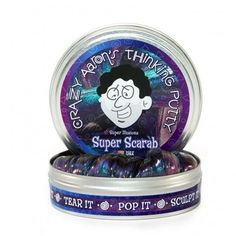 Crazy Aarons Thinking Putty | Super Scarab Poppets Brighton & Hove