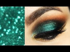 Maquiagem Indiana com glitter da Alice Salazar