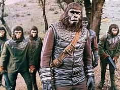 Battle for the planet of the apes,