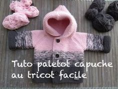 Create a free account Knitting For Kids, Baby Knitting, Crochet Baby, Knit Crochet, Cute Cardigans, Baby Sweaters, Tricot Baby, Baby Pullover, Knit Vest