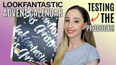Look Fantastic Advent Calendar 2020 - Full Face Of Advent Calendar Makeu... Makeup Advent Calendar, Best Beauty Advent Calendar, Advent Calendars, Calendar 2020, Beauty Hacks, Beauty Tips, Full Face, Maybelline, Swatch