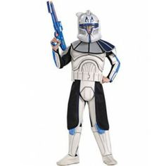 Child Clone Wars Deluxe Clone Trooper Leader Rex : Get It On Fancy Dress Superstore, Fancy Dress & Accessories For The Whole Family. http://www.getiton-fancydress.co.uk/tvmusicfilm/starwars/childclonewarsdeluxeclonetrooperleaderrex#.UvI0Dvsry10