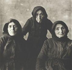 Irving Penn's Cretan women