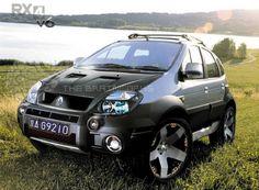 Renault Kangoo RX