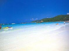Koh Larn beach - Thailand  www.luigimonti.com