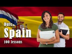 Nederlands   Spaans   100 lessons How To Speak Spanish, Learning Spanish, Youtube, Dutch, Dining Room, Room Decor, Dinner Room, Learn Spanish, Dutch Language