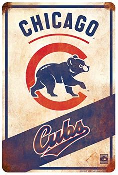 Chicago Cubs Retro Sign 8 X 12 HangTime http://www.amazon.com/dp/B00Q3W7K8O/ref=cm_sw_r_pi_dp_uzVjvb07XQK3X