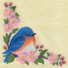 Machine Embroidery Designs at Embroidery Library! - Color Change - H4333