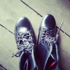 国産安全靴。