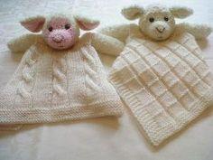 Baa Lamb Comfort Cuddle Blanket