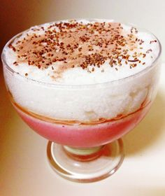 Receita de Mousse de morango com marshmallow! -