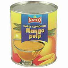 Mango Pulp (Sweet Alphonso) - Natco