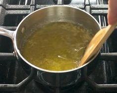 Warming Butter Garlic Salt and Olive Oil