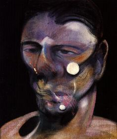 Francis Bacon - Three studies for a portrait of peter board, 1975 ii right