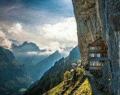 Aescher Hotel,  Appenzellerland, Switzerland