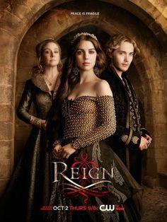 Reign, llega la esperada segunda temporada | Échale una miradilla