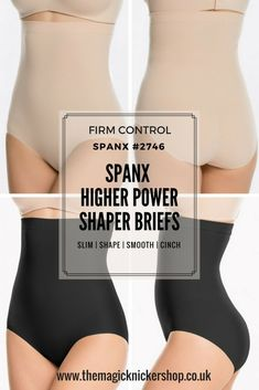 d936d72d13ead The Spanx Higher Power Shaper Briefs are one of our all time classic BEST  SELLERS.
