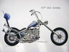 Old school choppers | old school chopper, eddie, William Presbury, SAA Professional Members ...