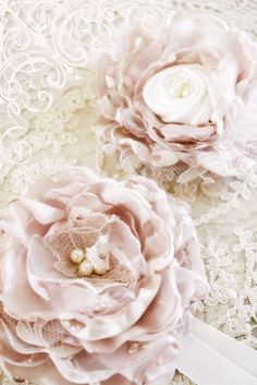 soft and lovely shabby chic flowers