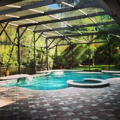 1000 Images About Sunrooms And Pools On Pinterest Swim