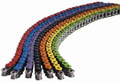 ★ EK Color Chain Motorcycle ATV Chain at Moto-Chains ★