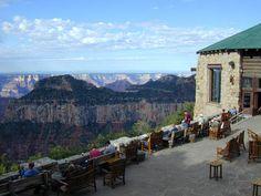 North Rim, Grand Canyon AZ