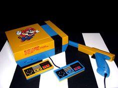 Ou bien cette NES Super Mario Bros 3, avec des couleurs me faisant penser à Super Mario World.
