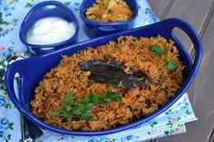 Black-eyed Peas Pulao (Pilaf) by Cook's Hideout