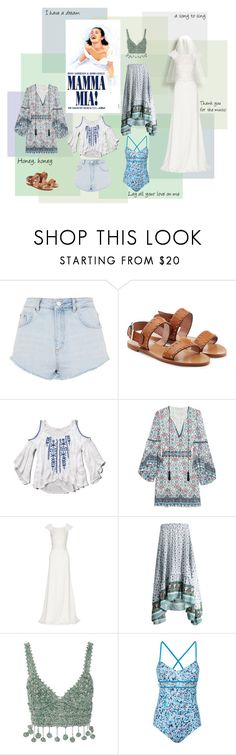 """""""Sophie - Mamma Mia"""" by joyc-481 ❤ liked on Polyvore featuring Topshop, RED Valentino, Abercrombie & Fitch, Talitha, Rime Arodaky and Rosie Assoulin"""