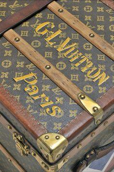 Louis Vuitton circa 1800s
