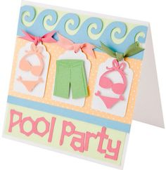 Ashley doesn't know it yet, but I will be throwing pool parties at her house this summer...