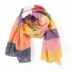 Colorful Scarf <3