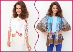 Kimono, trend, fashion, stylish