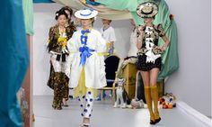 Meadham Kirchhoff s/s 2013 London fashion week