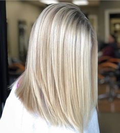 Couleur – All About Hairstyles Blonde Hair With Highlights, Hair Color And Cut, Great Hair, Hairstyles Haircuts, Balayage Hair, Gorgeous Hair, Hair Looks, Dyed Hair, Hair Inspiration