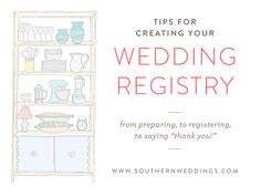 Tips for Creating Your Wedding Registry with Target