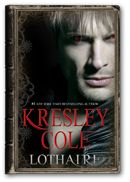 Just got my autographed copy! Can't wait to read this. ALL of Kresley Cole's books are amazing!