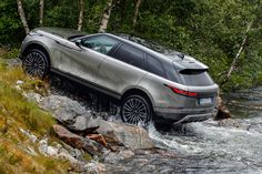 こころ躍るSUV - 注目すべきは走行性能|RANGE ROVER VELAR|The World of Ultimate SUV - webCG【PR】