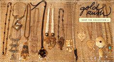 statement vintage necklaces